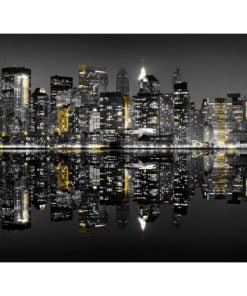 Fotobehang - American wealth-2