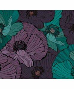Fotobehang - Flowerbed-2