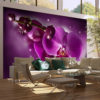 Fotobehang - Fairy tale and orchid-1