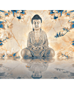 Fotobehang - Buddha of prosperity-2