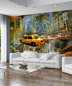 Fotobehang - Boundless New York-1