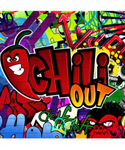 Fotobehang - Chili out-2