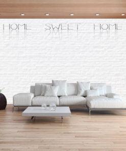Fotobehang - Home, sweet home - wall-1