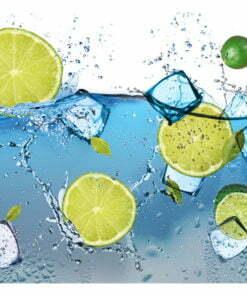 Fotobehang - Refreshing lemonade-2