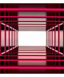 Fotobehang - Ruby dimension-2