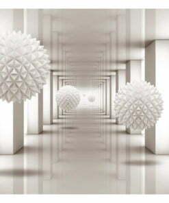 Fotobehang - Gateway to the Future-2