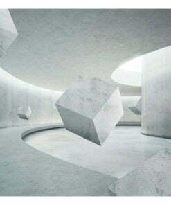 Fotobehang - Geometry of the Cube-2