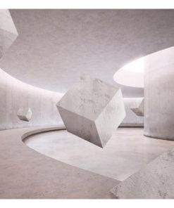 Fotobehang - Art of Symmetry-2