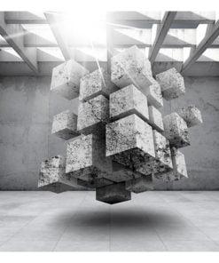 Fotobehang - Concrete Prison-2