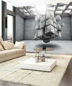 Fotobehang - Concrete Prison-1