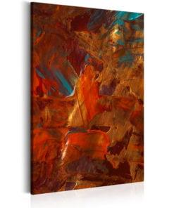 Schilderij - Dance of Elements-1