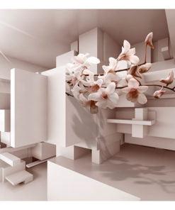 Fotobehang - Garden of Future-2