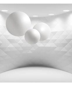 Fotobehang - Geometric Room-2
