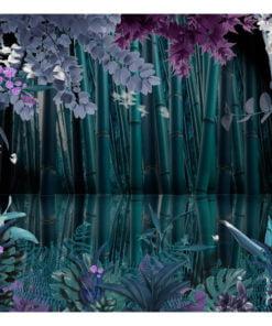 Fotobehang - Mysterious night-2