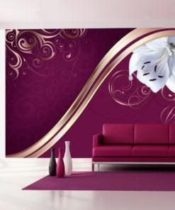 Fotobehang - Floral umbrella-1