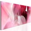 Schilderij - Flowers: Pink Tulips-1