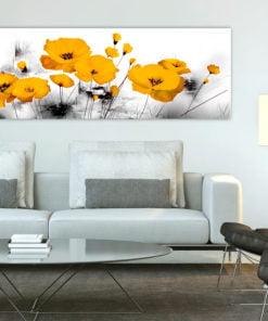 Schilderij - Sunny Meadow (1 Part) Narrow-2