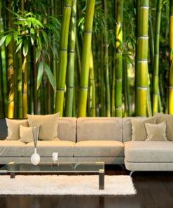 Fotobehang - Oriental Garden-1