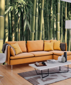 Fotobehang - Bamboo Exotic-1