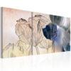 Schilderij - Sketch of Tulips-1