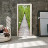 Fotobehang voor deuren - The Path of Nature-1