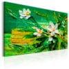 Schilderij - Impressionist Style: Flowers-1