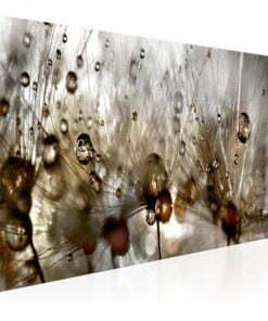 Schilderij - Drops of Water-1