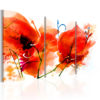 Schilderij - Autumn Garden-1