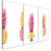 Schilderij - Pineapples (Collection)-1
