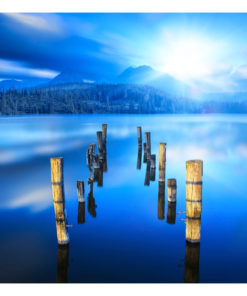Fotobehang - Moments of solitude-2