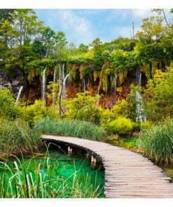 Fotobehang - Green oasis-2