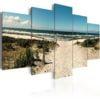 Schilderij - The Beach of Dreams-1