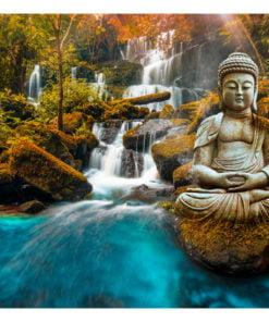 Fotobehang - Oasis of the Soul-2