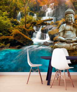 Fotobehang - Oasis of the Soul-1