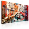 Schilderij - Summer in Venice-1