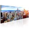 Schilderij - Beautiful Manhattan-1