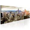 Schilderij - Manhattan: Island for Rich-1