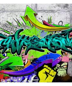 Fotobehang - Colours of a City-2