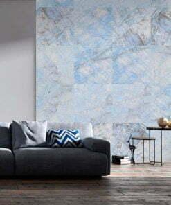 Fotobehang - Blue Marble-1
