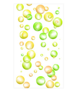 Fotobehang - Fun Bubbles-2