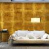 Fotobehang XXL - Golden Cage-1
