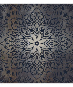 Fotobehang - Iron Flowers-2