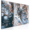 Schilderij - Galaxy (3 Parts)-1