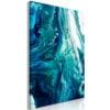 Schilderij - Ocean's Menace (1 Part) Vertical-1