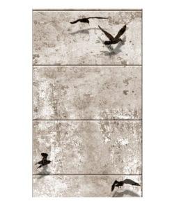 Fotobehang - Bird Migrations-2