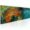 Schilderij - Metal Kaleidoscope-1
