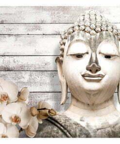 Fotobehang - Smiling Buddha-2