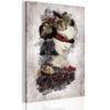 Schilderij - The Mysterious Lady-1