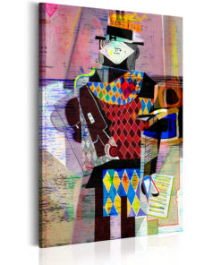 Schilderij - Melody of Modernity-1