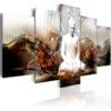Schilderij - Crystal Calm-1